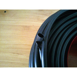 Black Case for cable Ø 8mm.