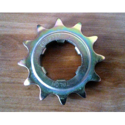 Bultaco front sprocket 428. 12 teeth.