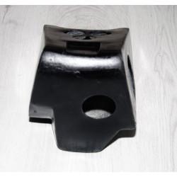 Air filter box for Bultaco Sherpa 199B.
