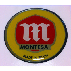 Anagrama deposito Montesa.