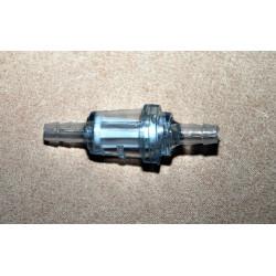 Filtro de gasolina ideal 6 mm.