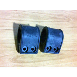 Set supports gas bottle diameter 38 mm.