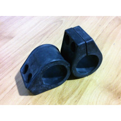 Set supports gas bottle diameter 38 mm.
