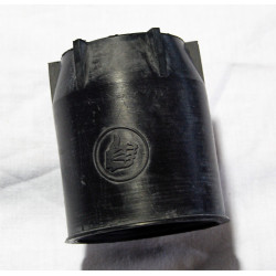 Dust cover for stanchion tube Bultaco.