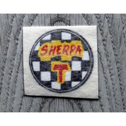 Adhesive Bultaco Sherpa T.