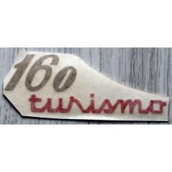 Adhesivos Ossa 160 Turismo.