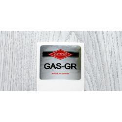 Adhesivo Betor Gas-GR cromado.