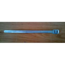 Aluminum clamp.