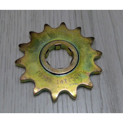 Bultaco front sprocket 520. 14 teeth.