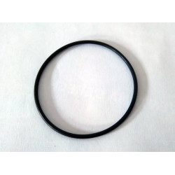 Rubber o-ring oil seal plate Bultaco. 0.53X2MM.