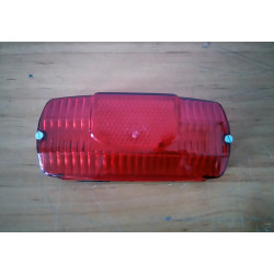 Montesa Impala rear light.