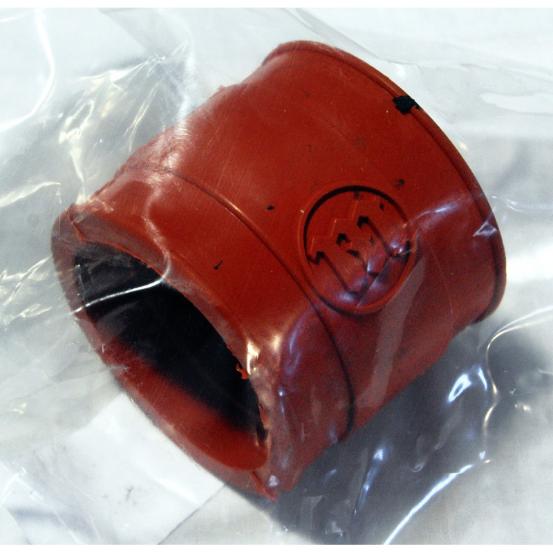 Exhaust pipe silicone rubber for Montesa.