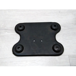 Rubber plate mount Montesa.