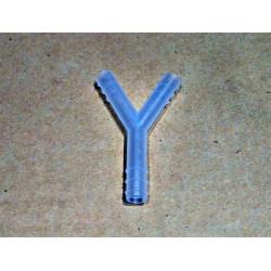 Connector gasoline type Y 8 mm.