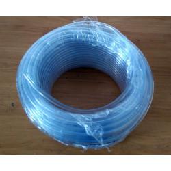 Tubo de gasolina cristal transparente. 6 X 9 mm.