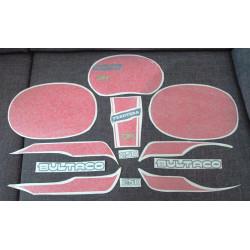 Adhesives Bultaco Frontera 250 Gold Medal set.