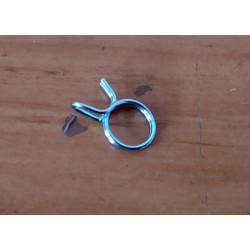Abrazadera alambre para tubos 11 mm.