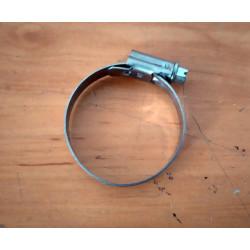 Metal clamp 30 - 45 mm.