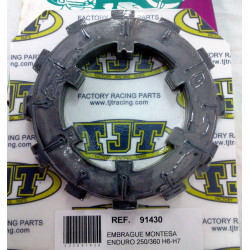 Clutch discs for Montesa Enduro 250/360.