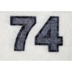 Bultaco Adhesive 74.