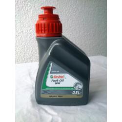 Aceite Castrol horquillas SAE 10