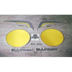 Adhesives Bultaco Pursang MK10 370 set.