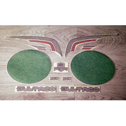 Adhesives Bultaco Pursang MK10 250 set.