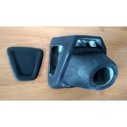 Air filter box for Bultaco Sherpa 199a.