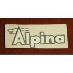White Alpine Adhesive.
