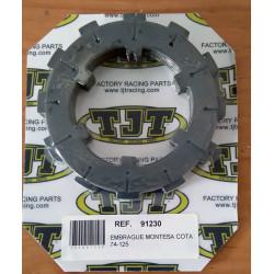 Clutch discs for Montesa Cota 74 - 125.