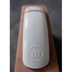 White rear fender Montesa Cappra.