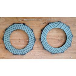 Clutch discs Ossa, models: 125.