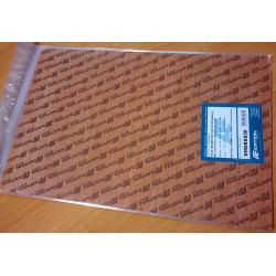 Cartón prensado para juntas. 30 mm.