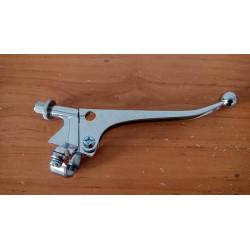 Brake and brake lever type...