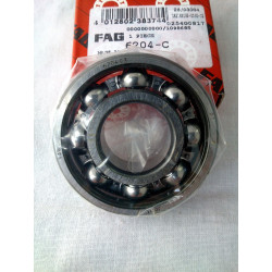 Rodamiento FAG 6204. C3