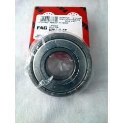 Rodamiento FAG 6204. 2ZR