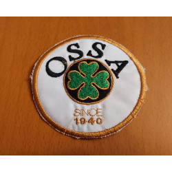 Embroidered patch Ossa.