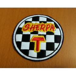 Embroidered patch Bultaco...