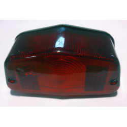 Rear light with bulb for...
