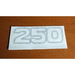 Bultaco Adhesive 250.