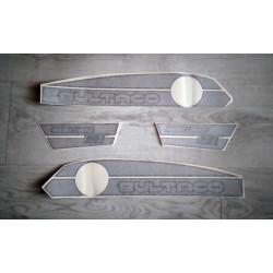 Adhesives Bultaco Mercurio...