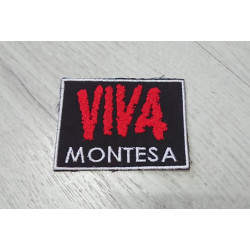 Embroidered patch Viva...