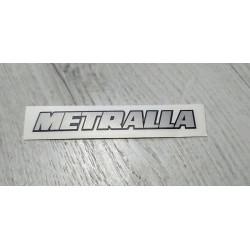 Adhesive Bultaco Metralla.