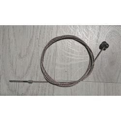 Stainless steel brake cable...