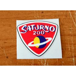 Bultaco Saturno 200 sticker.
