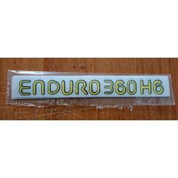 Adhesive Montesa Enduro 360...