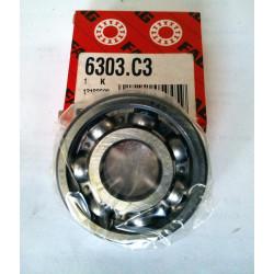 Bearing FAG 6303.C3